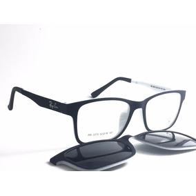 Ray Ban Armação Titanium Rb 8667 De Sol - Óculos no Mercado Livre Brasil 5d7cf707c2