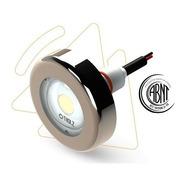 Refletor Rgb 6w Iluminação Piscina - Tholz