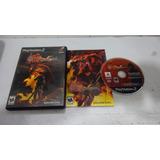 Drakengard Completo Para Play Station 2