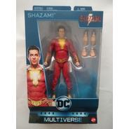 Shazam Multiverse Mattel