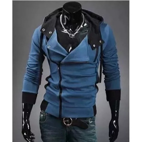 Jaqueta Masculina Assassino Creed Casaco Pronta Entrega .,