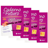 Caderno Do Futuro 6º - 9º Ano Ano-língua Portuguesa Professo