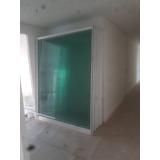 Esquadrilha Alumínio Metalleste Use Como Porta/janela/vitine