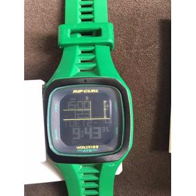 4b6299cbbca Relogio Rip Curl Time Square Black - Relógios no Mercado Livre Brasil