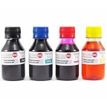 Tinta Impressora Hp 400ml Pra Recarga Cartuchos Frete Gratis