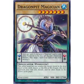 Dragonpit Magician - Sdmp-en002 - Common 1st Edition