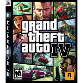 Gta 4 Iv Ps3 || Stock Ya! Oferta || Falkor!