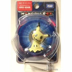 Pokémon Mimikyu Emc-19 Takara Tomy