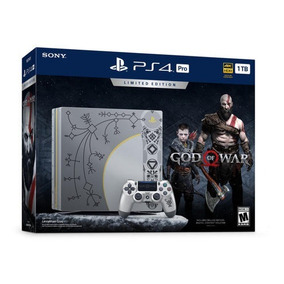 Playstation 4 Pro Consola Edicion God Of War