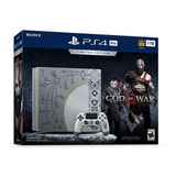 Playstation 4 Pro Consola Edicion God Of War