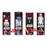 Star Wars Muñeco Hasbro Finn Darth Vader R2d2 Trooper Bb-8