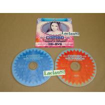 Lucero Combo De Exitos 2006 Univision Cd + Dvd Detalle