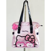Bolsa/mochila Tote Hello Kitty Pink By Sanrio Envio Gratis