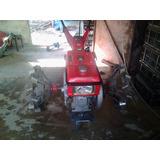 Motocultor Motor Dielse 10 Hp 8 Velocidades