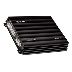 Amplificador De Áudio Automotivo Teac Te-a3000 1200w S/ Cx