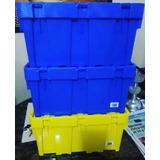 Cajas Logística, Organizadoras Multiusos Plasticas 20 Lts