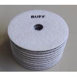 Disco Lixa Diamantado 4 Polimento Granitomármore Grão Buff