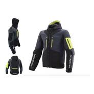 Chamarra Moto Sm Hebotech Luzern Neon Soft Shell Proteccion