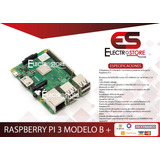 Nueva Raspberry Pi 3 Modelo B+ Plus Made In Uk (linux)