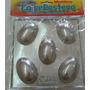 Molde Plástico De Pascuas P Chocolate - Huevo N°6