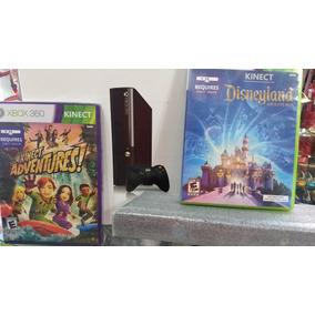 Xbox 360 500gb + 40 Jogos Originais + Kinect Leia A Descriçã