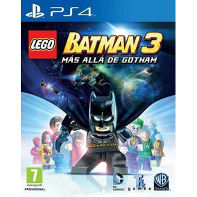 Lego Batman 3 Ps4 1ro Game24hs