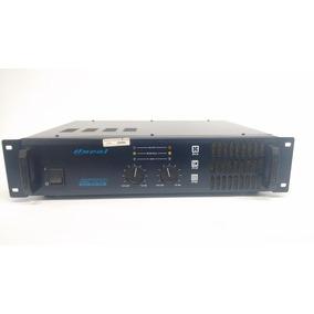 Amplificador Potencia Oneal Op 2700 250wrms Por Canal