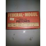 Jgo Pistones Siam Di Tella 1500 Medida 0.30 Federal Mogul