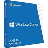 Licencia Windows Server 2012 R2 Standard + 15 Cal. Rsd
