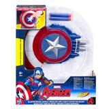 Capitan América Escudo De Ataque Sorpresa Envió Gratis!