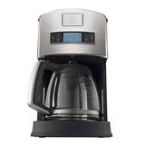 Cafetera De Lujo Electrolux 18tzas Progamable Acero Inox Led