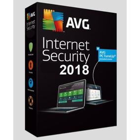 Avg Internet Security 2018 - 1 Años/3pc