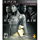 Heavy Rain Ps3 Entrega Gratis Gcpd