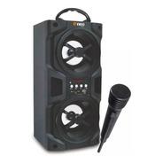 Parlante Portatil Neo Wsp-510 Fm Karaoke Bt + Microfono