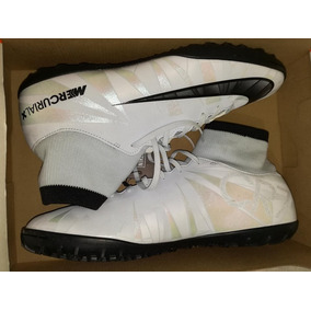 Tenis Nike Bota Calceta Mercurialx Vctry Vi Cr7 Df Tf b3272d8ed72b2
