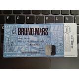 Entradas Bruno Mars En Cancha 3 Stand Up