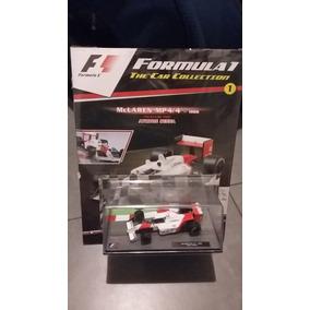 Mclaren Mp4/4 1988 Senna 1/43 Coleccion Formula 1 Salvat