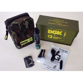 Vaporizador De Ervas G-pro - Dgk - Lacrada Kit Com 02
