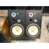Parlantes Sansui S50japan)85w 3 Vias Garantia Acutron-audio