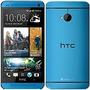 Htc One M7 + Capa Anti-choque + Película De Vidro - Azul