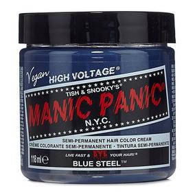 Manic Panic Blue Steel Semi-permanente 118ml N.y.c.