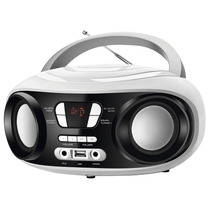 Rádio Boombox Bx-14, Entradas Usb, 6w Rms Bivolt - Mondial