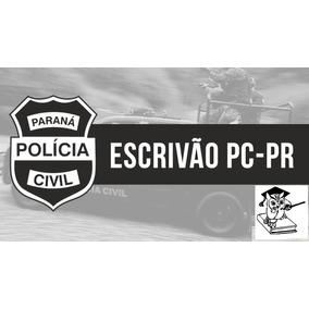 Polícia Civil- Parana (escrivão) Pós-edital 2018