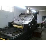 Troqueladora Automática Grafica