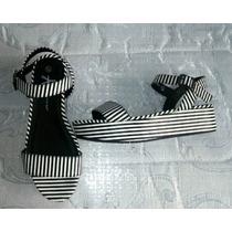 Zapatos De Mujer Sandalias Con Plataforma Nuevo