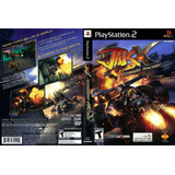 Juego De Consola Play Station 2 Jakx Combat Racing
