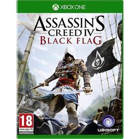Assassins Creed Iv Black Flag Pt-br Xbox One Mídia Física