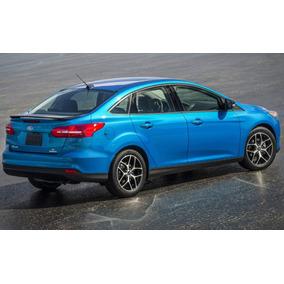 Vidro Vigia Traseiro Original Ford Focus Sedan 2015 / 2016