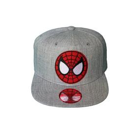 Gorra Spiderman Get Lucky Snapback 100% Algodón Original