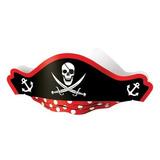 Traje De Sombreros De Fiesta De Cartón Juguete Us Pirata Ca